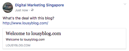 not a good digital marketing blog